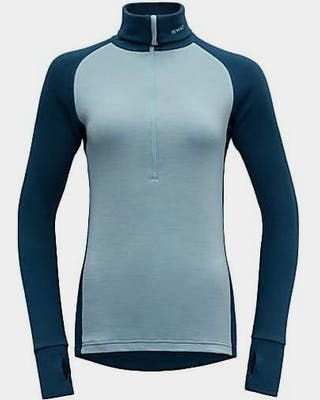 Expedition Lady Zip Neck