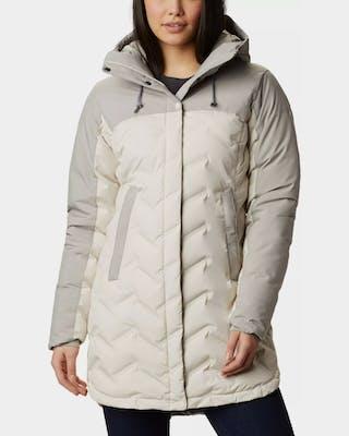 Women's Mountain Croo Long Down Jacket