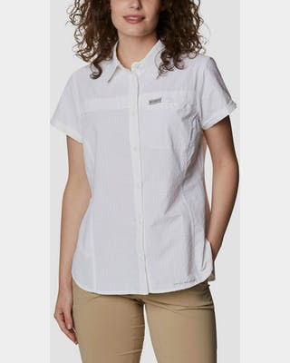 Women's Silver Ridge Novelty Short Sleeve Shirt