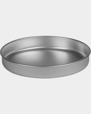 Paistinpannu/kansi - alumiini. 25-sarja
