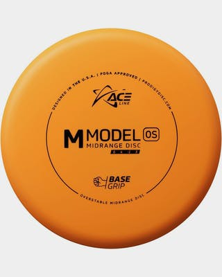 Ace M Model Overstable Basegrip