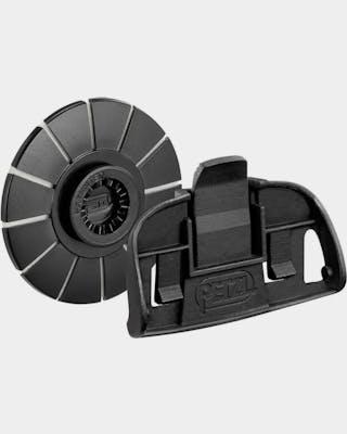 Helmet adapter for Tikka and Zipka