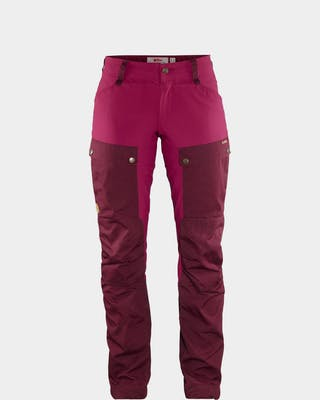 Keb Trousers Curved Women's Short