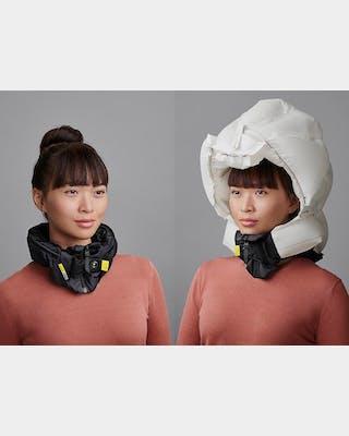 3 Airbag-kypärä