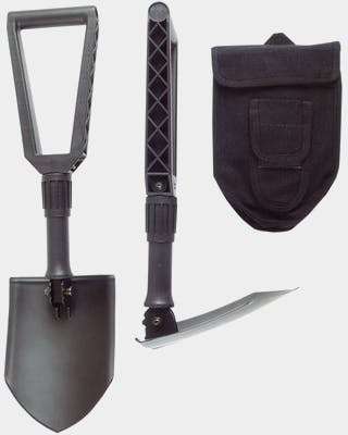 Foldable Shovel