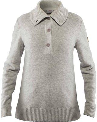 Greenland Re-Wool Sweater W