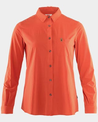 Övik Lite Shirt LS W