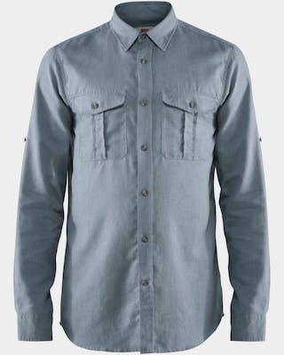 Övik Travel Shirt LS M