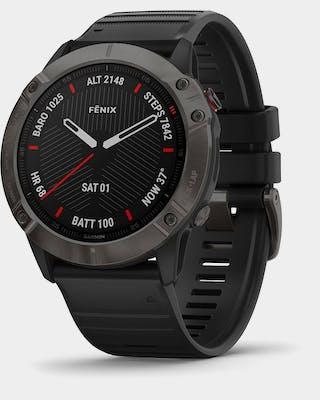 Fenix 6X Sapphire Black