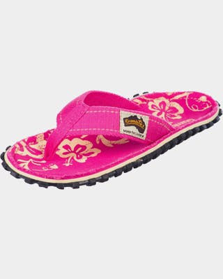 Women's Islander Pink Hibiscus