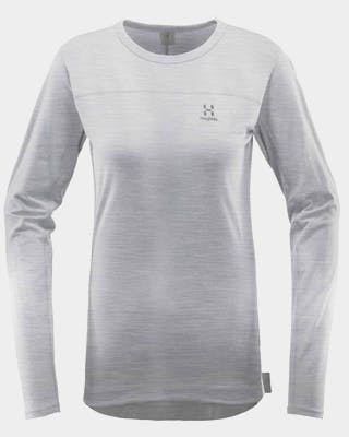 Actives Merino II Roundneck Women