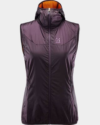 Aran Valley Vest Women