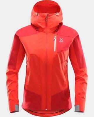 Skarn Hybrid women Jacket