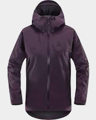 Waterproof shell jackets