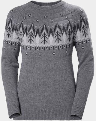 W Wool Knit Sweater