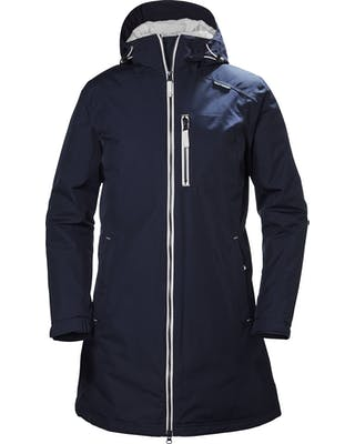 Women's Long Belfast Winter Jacket