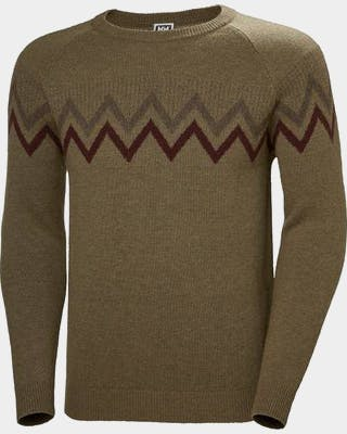Wool Knit Sweater