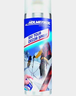 Ski Tour Decor Spray