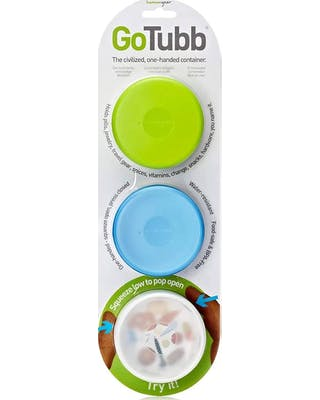 GoTubb Three-Pack Small