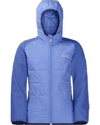 Girls Grassland Hybrid Jacket