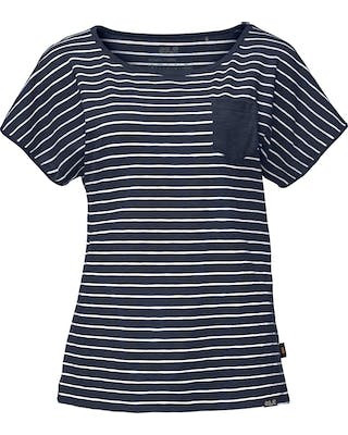 Travel Striped T Women's