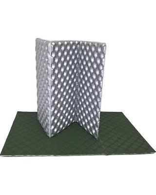 Arctic foldable seat pad