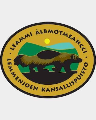 Lemmenjoki Badge