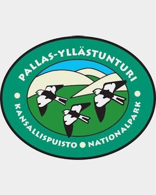 Pallas-Yllästunturi Badge