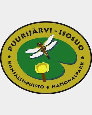 Puurijärvi-Isosuo Badge