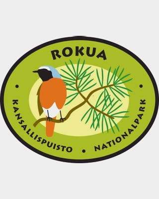 Rokua Badge