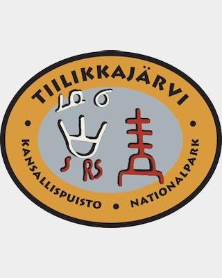 Tiilikkajärvi Badge