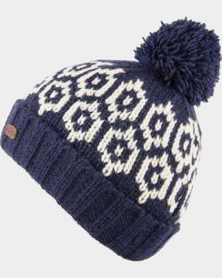 Turn Up Bobble Hat