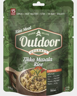 Outdoor Tikka Masala Rice