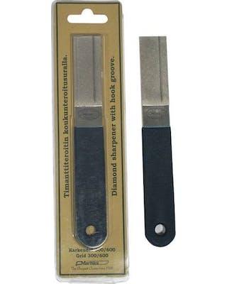 Flat sharpener, diamond