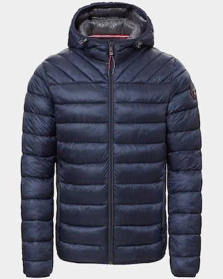 Puffer Jacket Aerons Hood Men