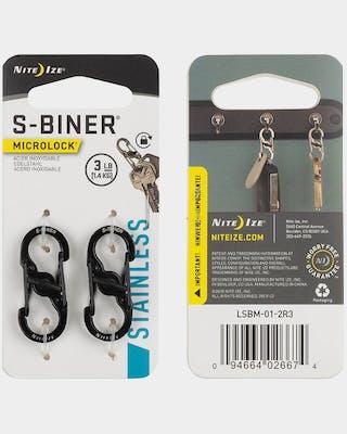 S-Biner MicroLock 2-pack