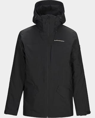 Maroon Long Jacket