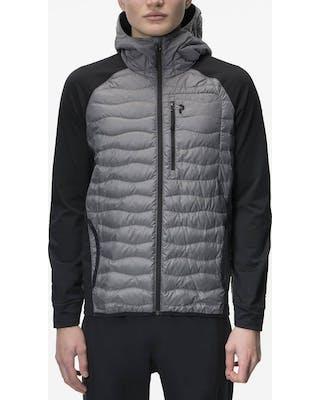 Men's Helium Hybrid Melange Hooded Jacket