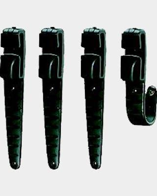 Crochlamp L -Kypäräkiinnikkeet