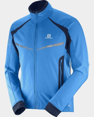 RS Warm Softshell Jacket 2018