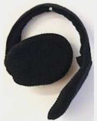 Ear pads, wool