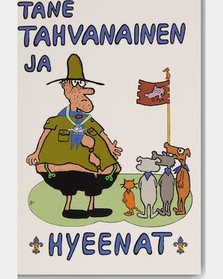 Tane Tahvanainen and the Hyenas