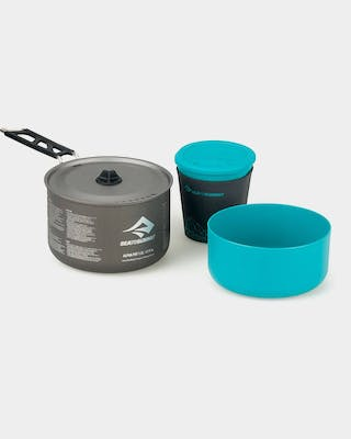 Alpha Pot 1,1 Cook Set