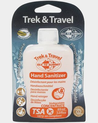 Liquid Hand Sanitizer Gel