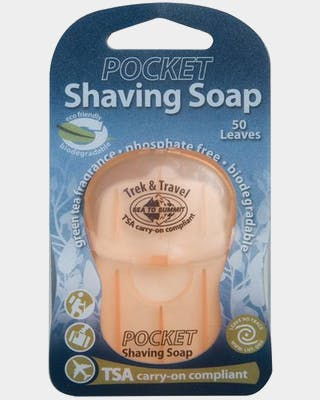 Pocket Shaving Soap