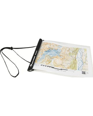 Waterproof Map Case Large