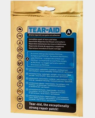 Tear Aid patch kit