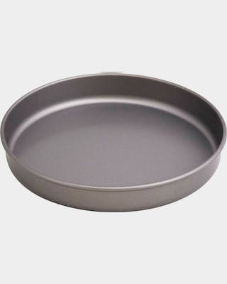 Frying pan / lid, hard anodized, 27  series