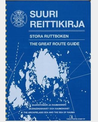 Great Route Guide book